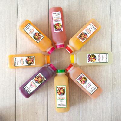 Orchid Island Juice Tasting 5/19-5/20/18