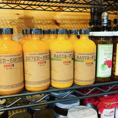 Hot Sauce and Salsa Tasting 02/02-02/03/19 11 am – 3 pm