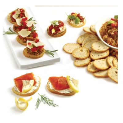 Elki Crostini & Bruschetta Tasting  03/23/10 – 03/24/19   11 am – 3 pm