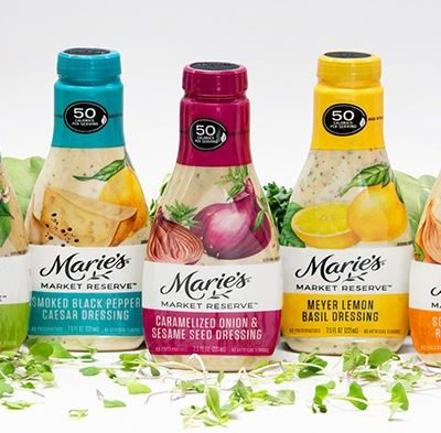 Organic Girl Salad Dressings & Marie's Market Reserve Dressings Tasting 04/27/19 – 04/28/19 11 am – 3 pm