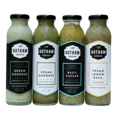Gotham Greens Salad Dressing Weekend Tasting   06/01/19 – 06/02/19  11 am – 3 pm