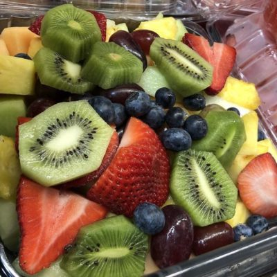 Memorial Day Weekend Tasting with Fieldstone's Fresh Cut Fruit 05/25/19 – 05/26/19  11am – 3pm