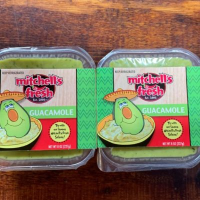 Mitchell's Fresh Salsas & Guacamoles Weekend Tasting 09/21/19 – 09/22/19 11 am – 3 pm