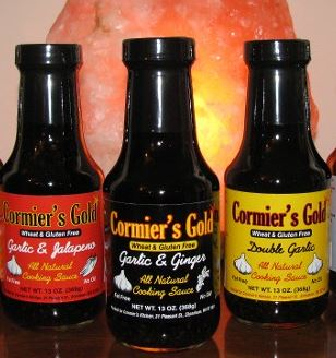 Cormier's Gold Marinades Tasting 07/06/19 – 07/07/19    11 am – 3 pm