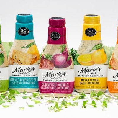 Marie's Reserve Dressings Tasting 08/03/19 – 08/04/19 11 am – 3 pm