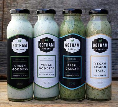 Gotham Greens Salad Dressings Weekend Tasting  12/14/19 – 12/15/19 11 am – 3 pm